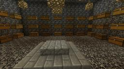 bed rock vault Minecraft Map & Project