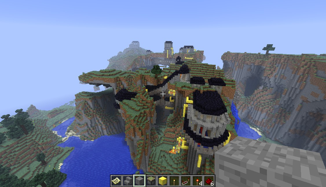 Dwarven Keep Minecraft Project