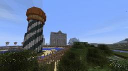 Tafilmire City Project Minecraft Map & Project