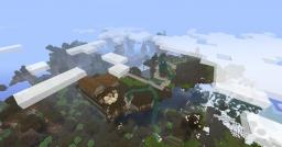 floating islands [BEAUTIFUL] Minecraft Map & Project