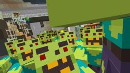 Call OF Duty Zombies map: FIVE Minecraft Map & Project