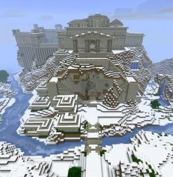 3rd Palace of the Orhora Minecraft Project