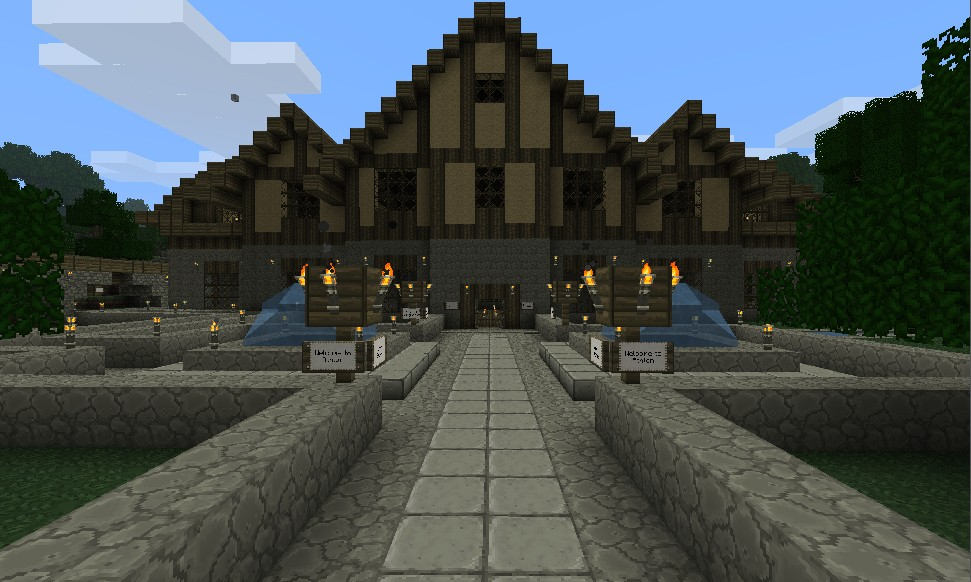 Woodland mansion – Official Minecraft Wiki