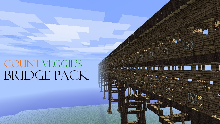 bridge bundle - Minecraft Japanese Bridge