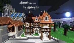 Chorrol (from Oblivion) Minecraft Project