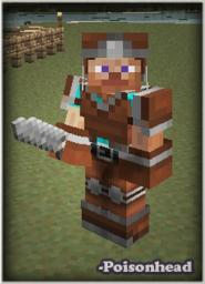 Cloth Armor Set Minecraft