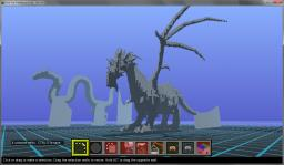 Giant Dragon Statue Minecraft Map & Project