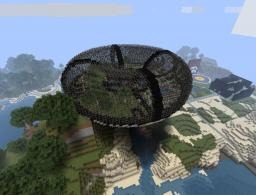 Donut Mountain Minecraft Map & Project