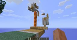 Ladder Challenge Minecraft Map & Project