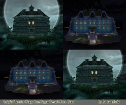 Luigi's Mansion Stage from Super Smash Bros Brawl (Diamonds or Fav if you Liked it plz) Minecraft Project