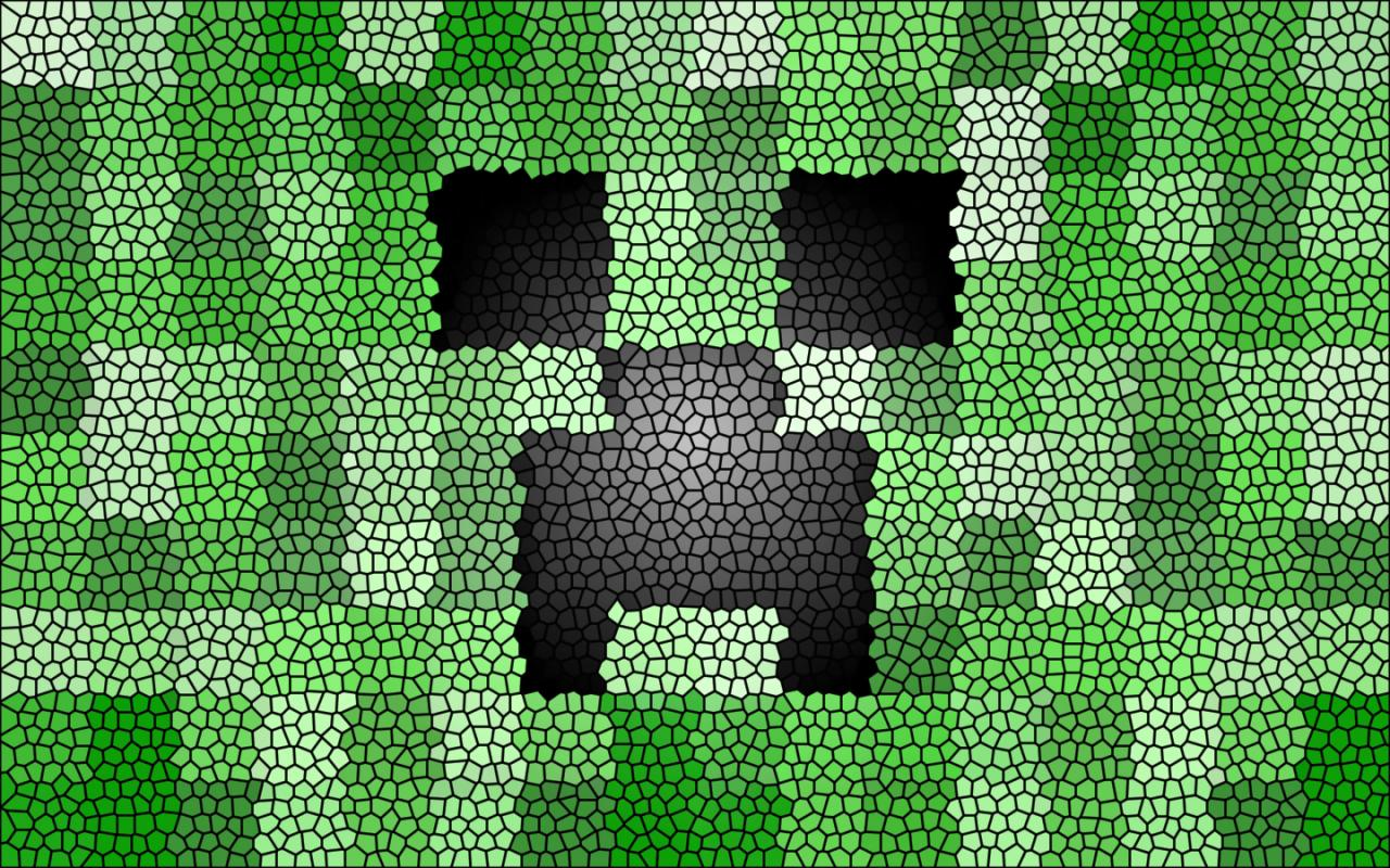 Good Wallpaper Minecraft Pattern - Minecraft_Creeper_Wallpaper_by_LynchMob10_091_867935  2018_855126.jpg