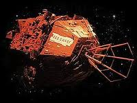 My refrance for the mining ship red dwarf