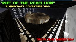 Rise Of The Rebellion - A Star Wars Fan Inspired Adventure Map For Minecraft