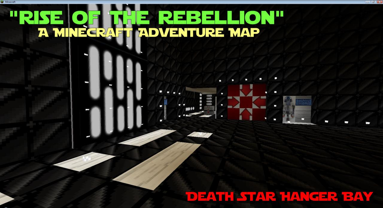 how to build a death star in minecraft