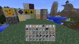 TmodPack(ModLoader)(Marble)(LOTSMoreTools)(QuickSand)(Traps)(GoldTNT)(2 new mobs)(Brass-Copper-zinc)(COMPRESSOR)(Graphite)(Flamethrower)(Remove README) Minecraft Mod