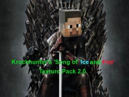 Krockhunter's 'Song of Ice and Fire' texture pack for 1.0.0