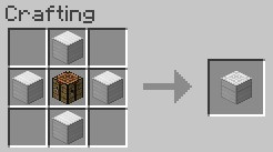Minecraft Crafting Table For Duplicate Recipes