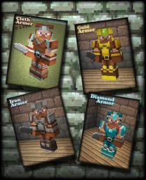Poisonheaded Armors Minecraft
