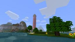 Epic Piston Lighthouse + Download Minecraft Map & Project