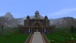 Port Mongrad - Mongrad City Entrance Minecraft Project