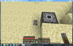 Block Placer, Block Breaker, Great for automated farms and such! Minecraft Mod