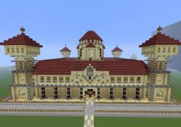 Mini castle Estel Minecraft Project