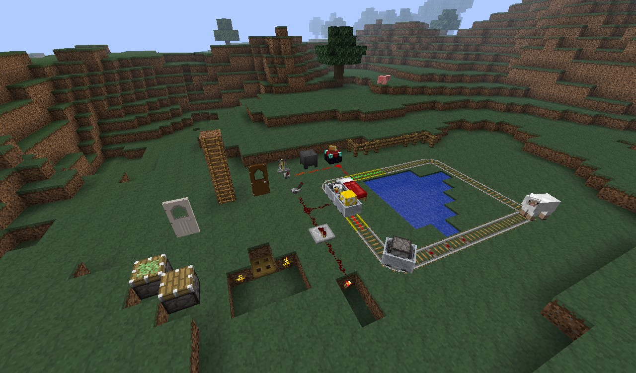 An overview of the blocks 3