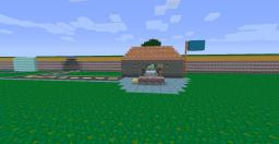 Animal Crossing City Folk Town & City Minecraft Map & Project