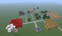 Craftopolis Minecraft Map & Project