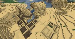 Arabian Village Minecraft Map & Project