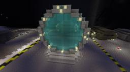 Stargate (water design) Minecraft