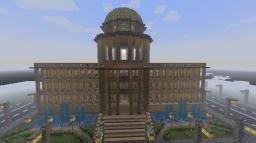 State Capitol Minecraft Map & Project
