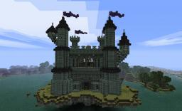 Keirstrider's Castle  (fantasy/medieval) Minecraft Map & Project