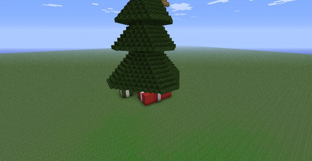 day shot 1 - Christmas Minecraft Videos