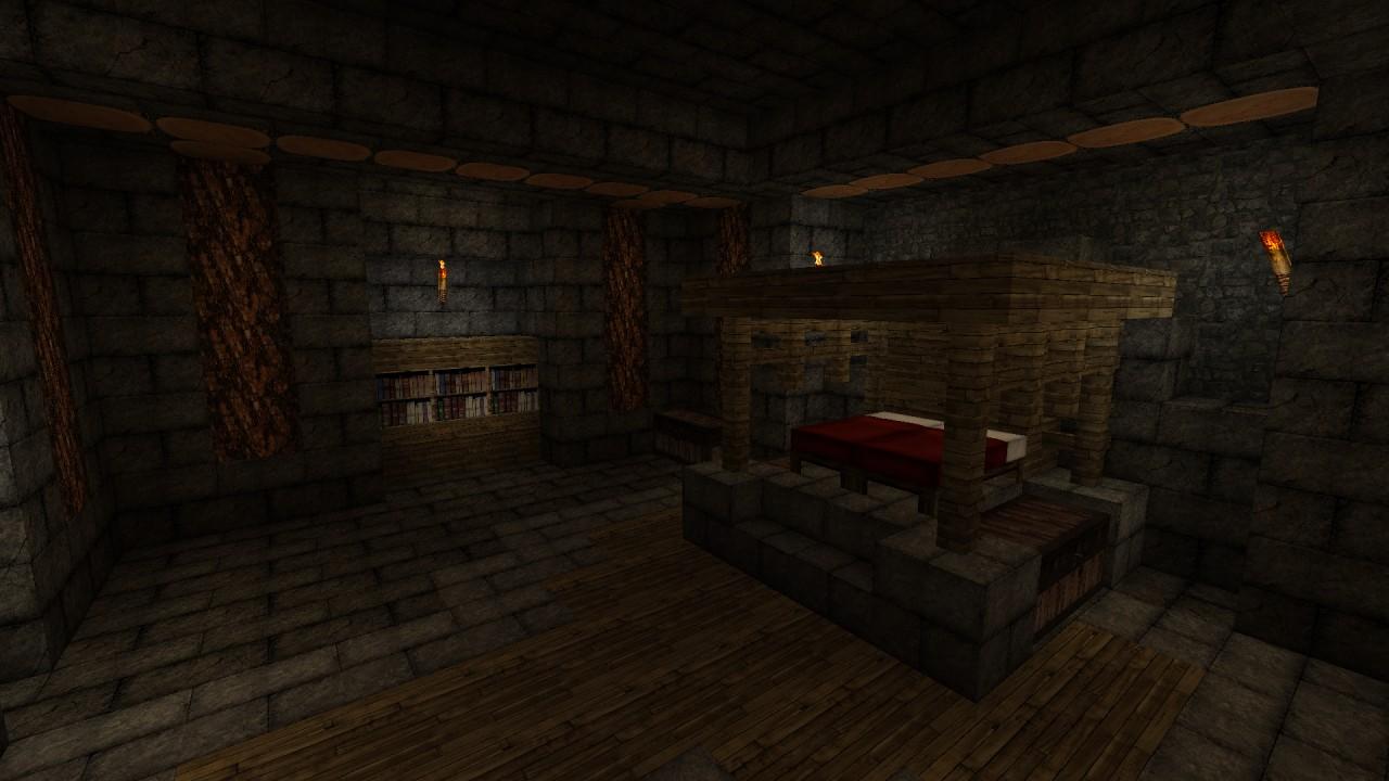 Artwood Castle Minecraft Project