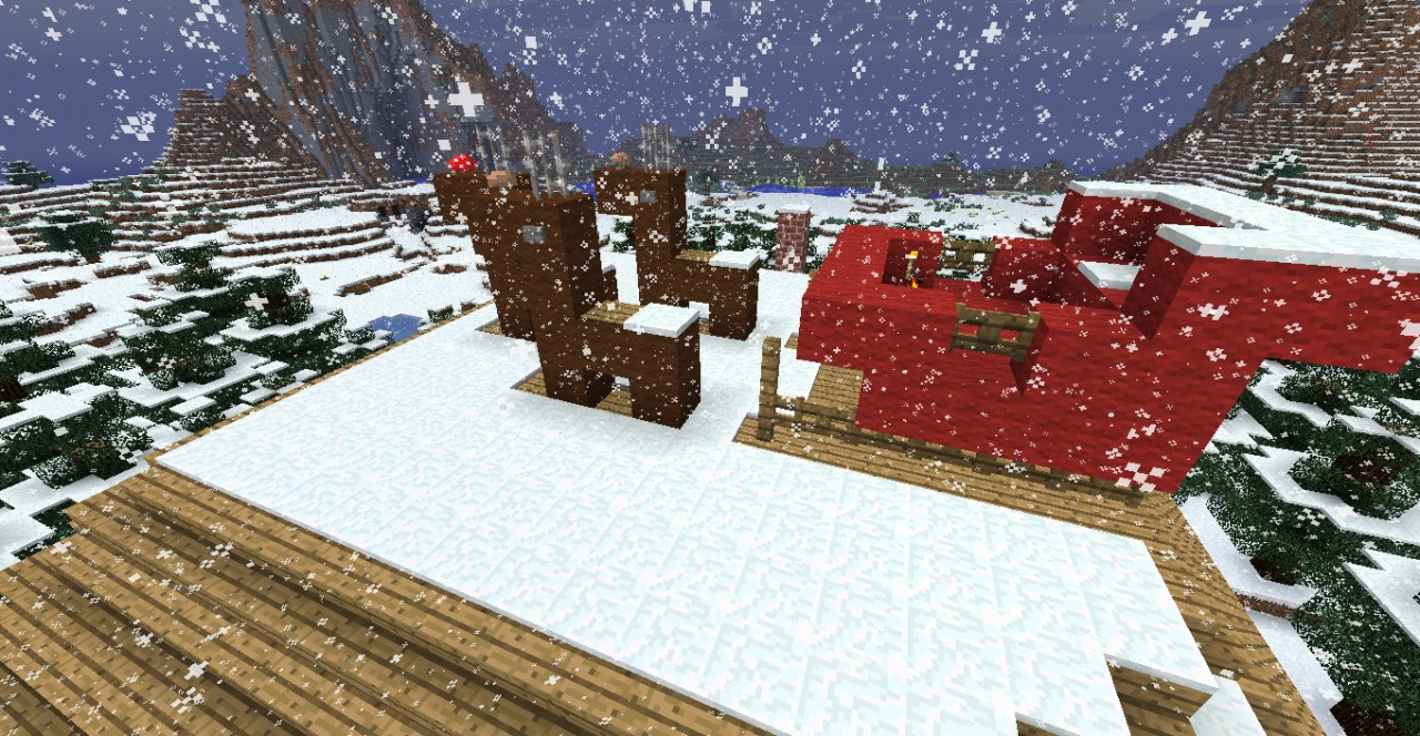Minecraft Build Team Wonderland