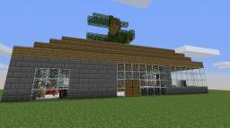 Good House With A NO-HERE TREE IN CENTER!!! Minecraft Map & Project