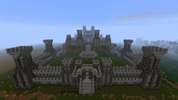 Artwood Castle Minecraft Map & Project
