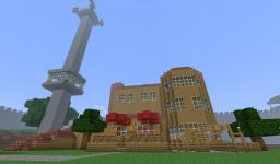 Philcon Zords map DOWNLOAD ABLE!!! Minecraft Map & Project