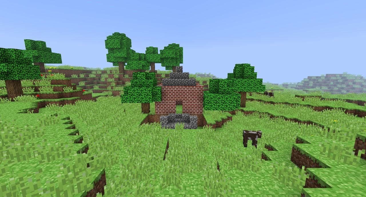 Alpha Pack Minecraft Texture Pack