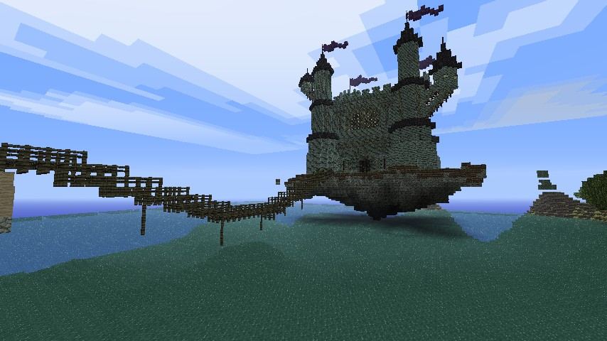 Keirstrider S Castle Fantasy Medieval Minecraft Project
