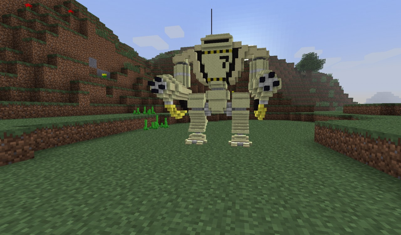Gdi Wolverine Minecraft Project