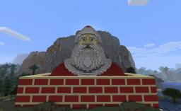 Santa Mountain - As seen on YOGSCAST Minecraft