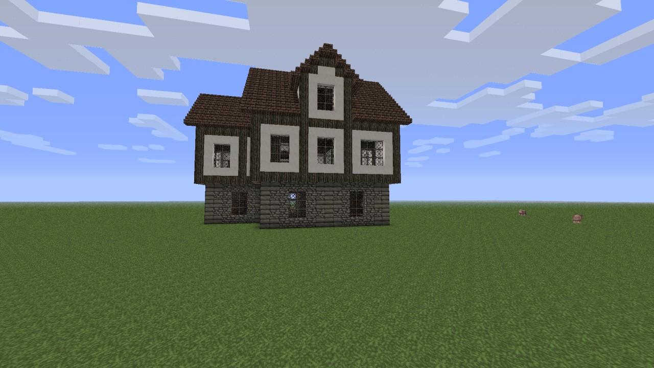 minecraft house 2 0 minecraft project. Black Bedroom Furniture Sets. Home Design Ideas