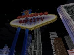 VIP CITY Minecraft Map & Project