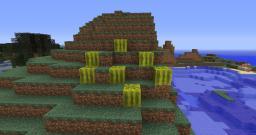 Melon Fix: Melons Will Spawn Naturally Minecraft Mod