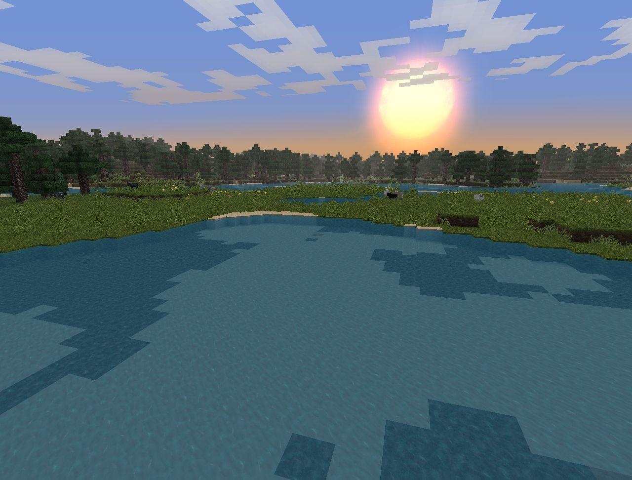 More Almost flatlands