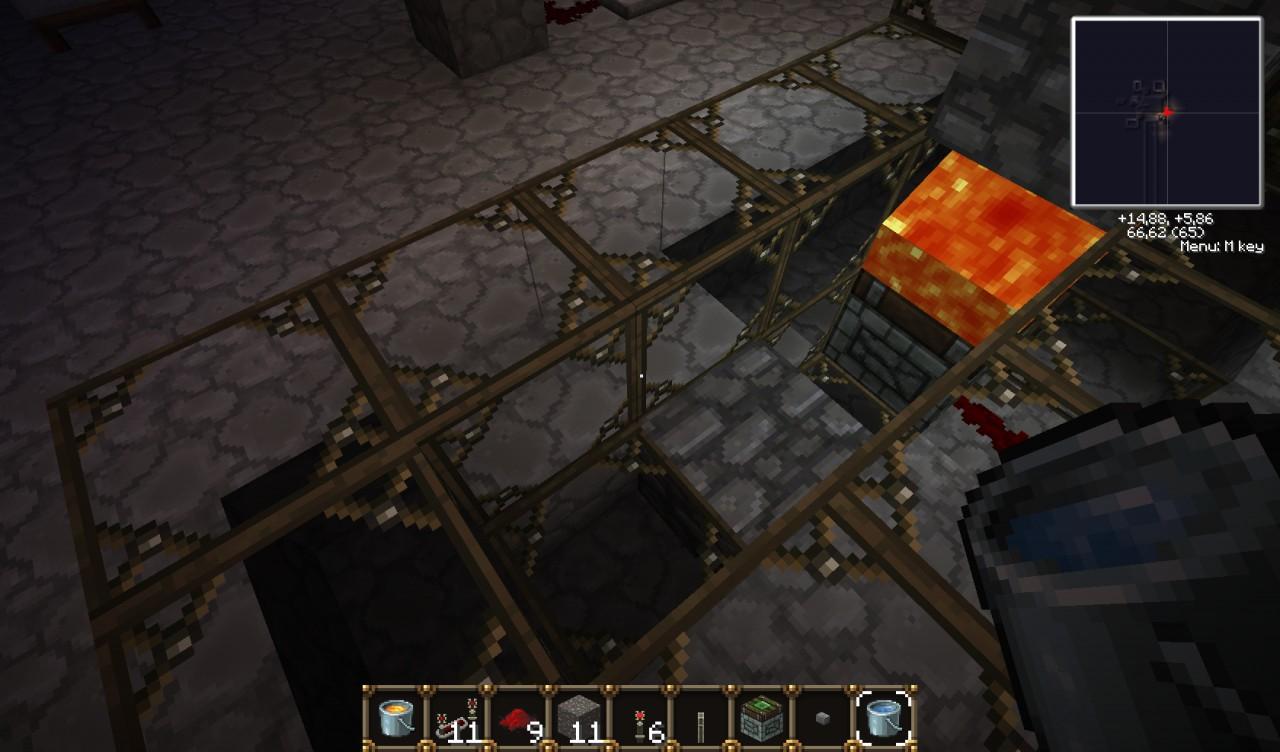 Minecraft Self Building House