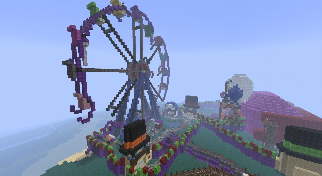 The Minecraftian Space Observatory Minecraft Project