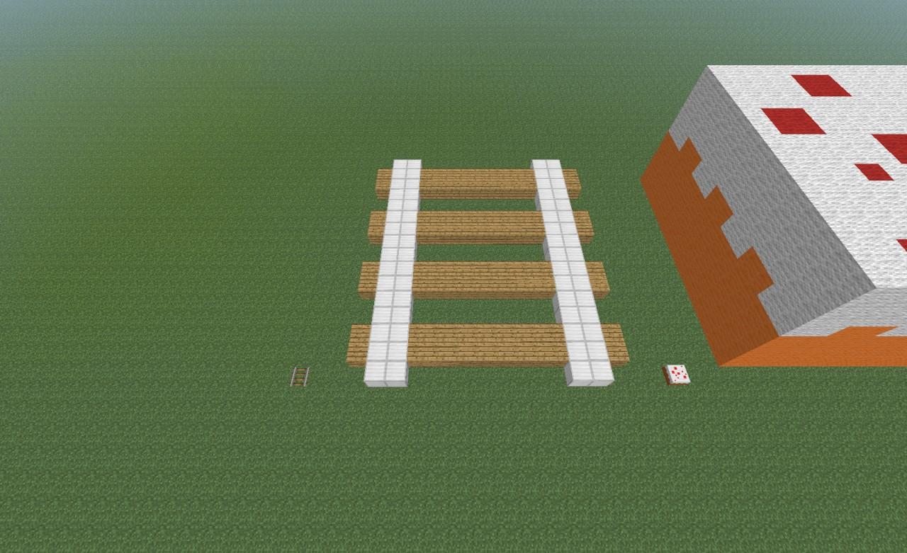 Minecraft Blocks Giant Scale Minecraft Project